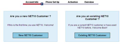 new Net10 custome