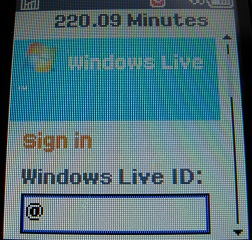 windows live access