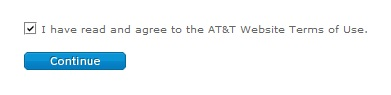 att gophone agree to terms and conditions