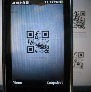 QR Code Reader from Kaywa - SCAN TAP AND BROWSE on the App Store