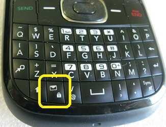 lg 500g text shortcut and autolock button