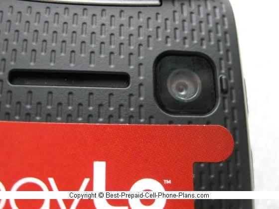 Kyocera Kona camera lens