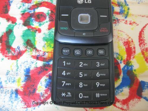 lg 290c keypad