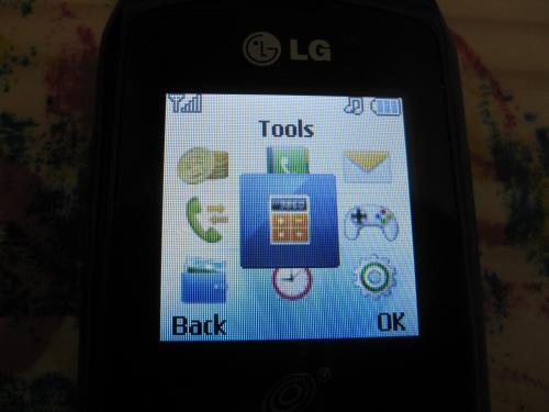 lg 320g tools