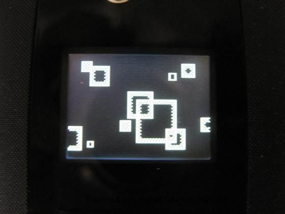 LG 440g external screen