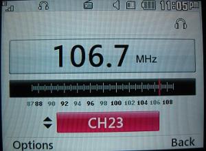 lg 900g radio