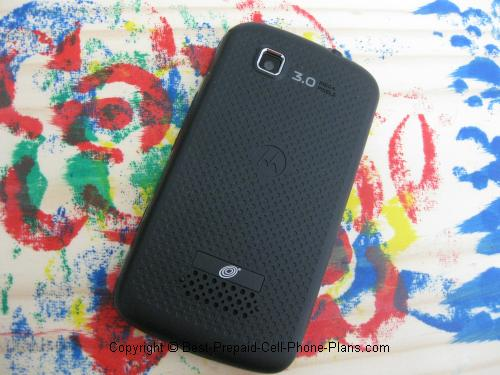ex124g back with 3 MP camera lens