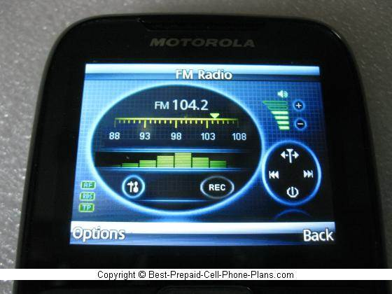 EX431g old-style FM radio