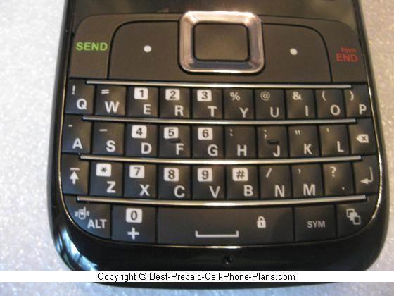 Motorola EX431g QWERTY keyboard