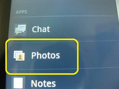 Samsung Galaxy Precedent Facebook Photos