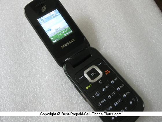 Samsung S275g flip phone