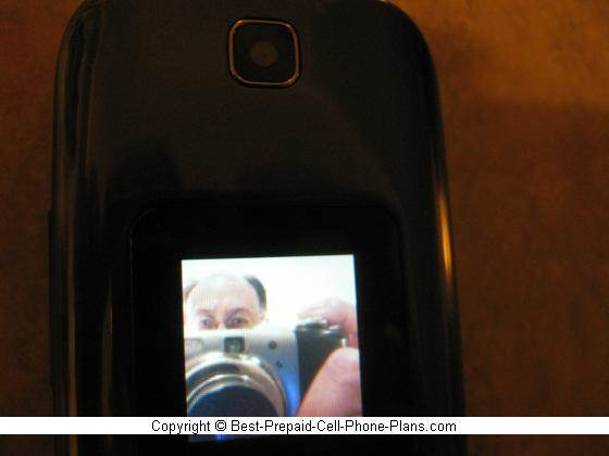 S275g camera for self-portraits