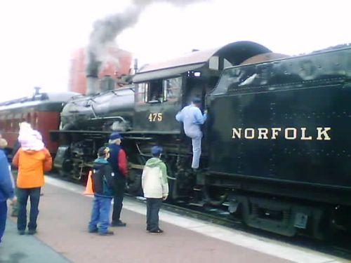 strasbourg, pa train