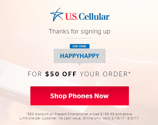 Alternatively, trade in your device at a U.S. Cellular retail location. 9. Get a military discount. U.S. Cellular treats active duty personnel and veterans to a 15% discount on calling plan charges on individual single line and/or family plans, and a 15% discount on data monthly reoccurring charges on .