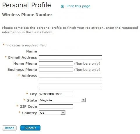att gophone customer profile