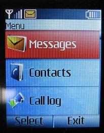 Nokia 1661 grid style