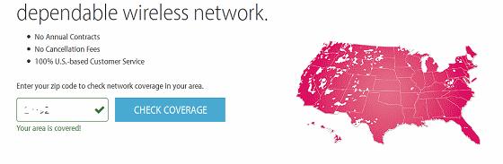 Greatcall Jitterbug Coverage On Verizon - Jitterbug coverage map
