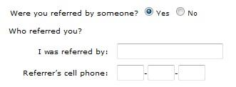 Consumer Cellular referral form