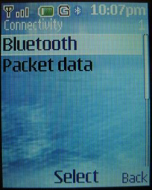 Nokia 2720 Bluetooth