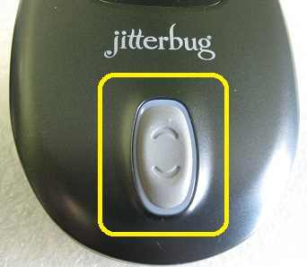 Jitterbug J ringer volume button