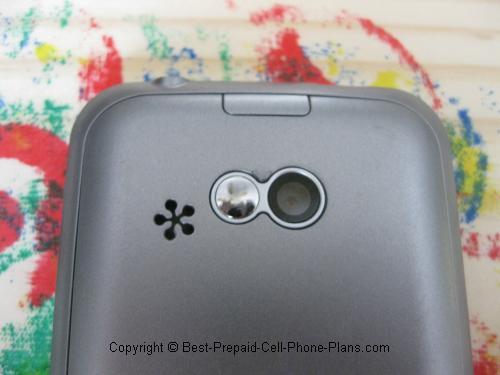 LG 900g camera lens