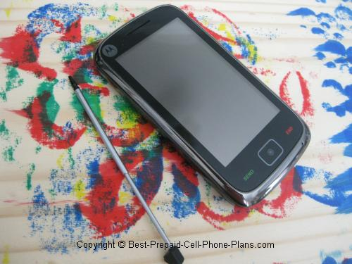 motorola ex124g with stylus