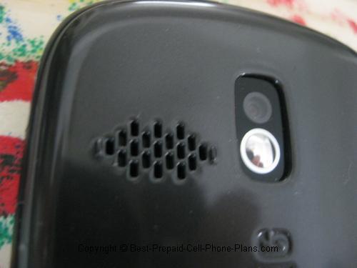 r355c camera lens and speaker
