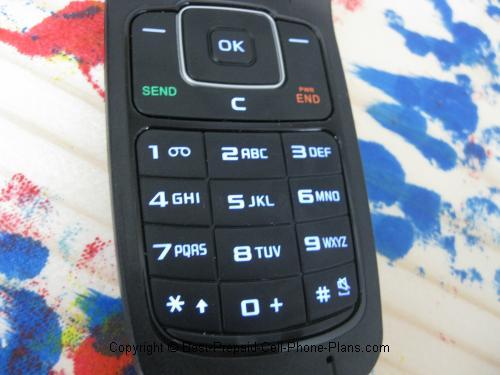 T245g keypad