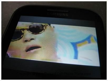 samsung s390g youtube viewer