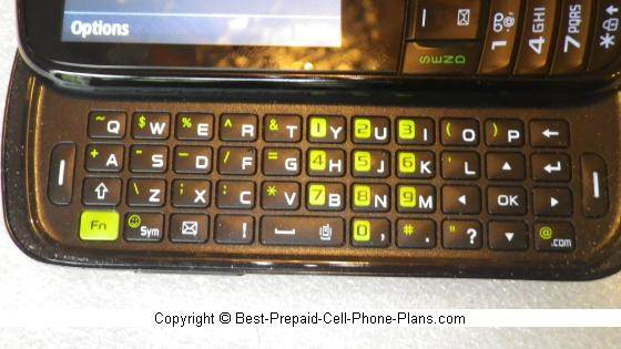 S425g QWERTY keyboard