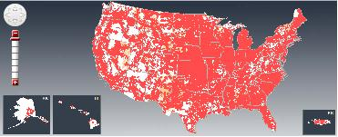 Verizon Prepaid Cell Phone Plans - Cellular one coverage map
